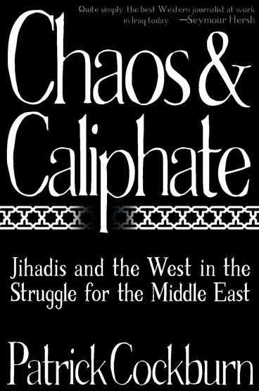Image of Chaos and Caliphate book cover